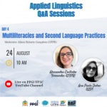 Day 4 - Applied Linguistics Q&A Sessions