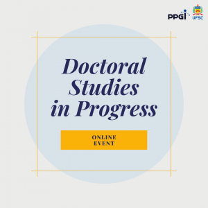 Doctoral Studies in Progress 2021